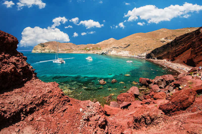 top-6-beaches-in-santorini-island/1